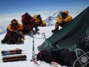 Los Niveles Más Bajos de Oxígeno en Sangre, Registrados en Escaladores del Everest