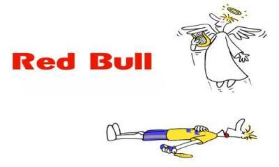 Efectos del Red Bull.