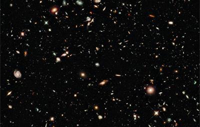 'Hubble' capta la imagen más lejana del Universo