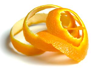 Cáscaras de naranja para producir energía