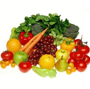 Fruta y verdura: para mejorar la función mental