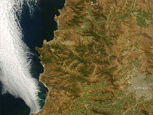 El eje de la Tierra cambia por el terremoto de Chile