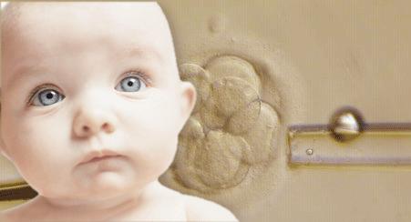 Bebé seleccionado genéticamente